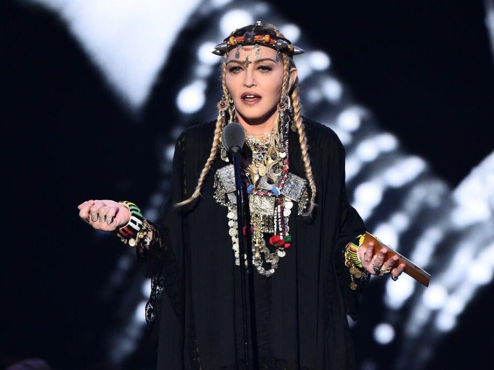 Madonna sagte erstes von mehreren London-Konzerten ab