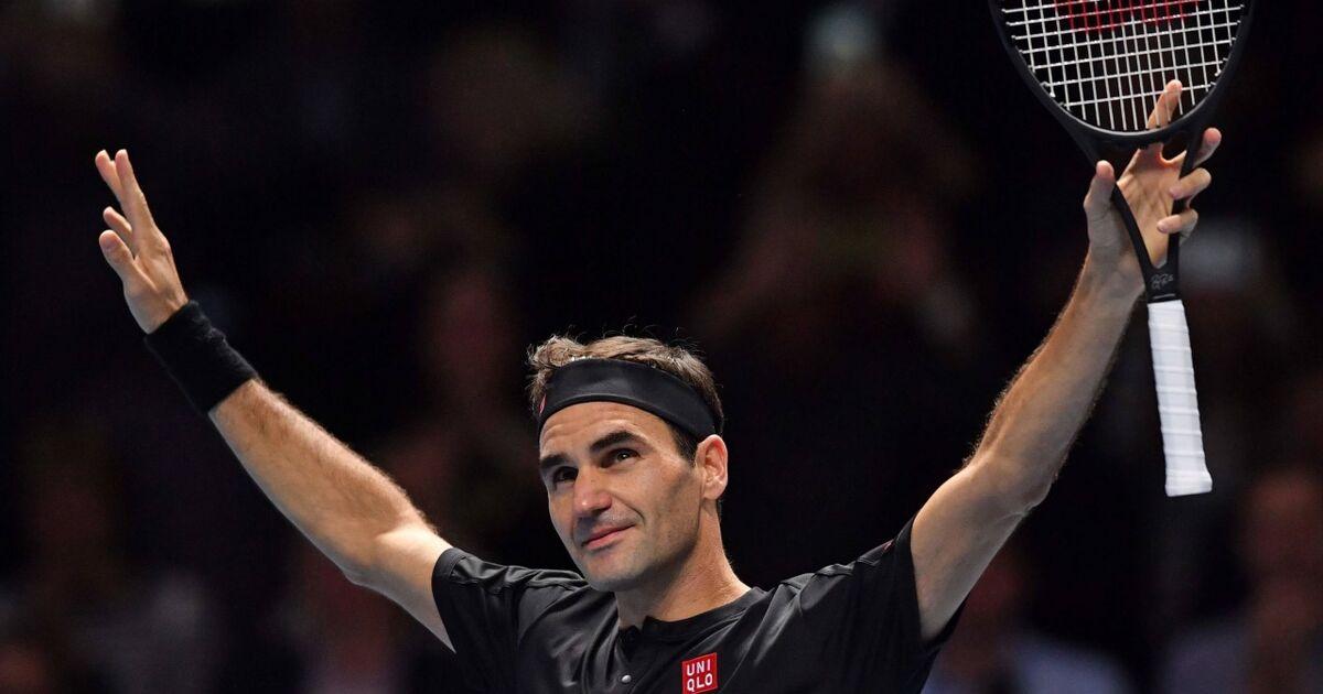 """""""Magisch"""": Roger Federer sah Rafael Nadals Geist in der Halle - Salzburger Nachrichten"""