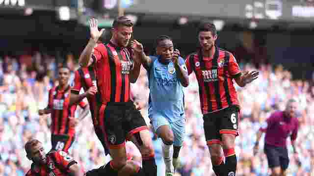 Manchester City in Englands Premier League weiter makellos