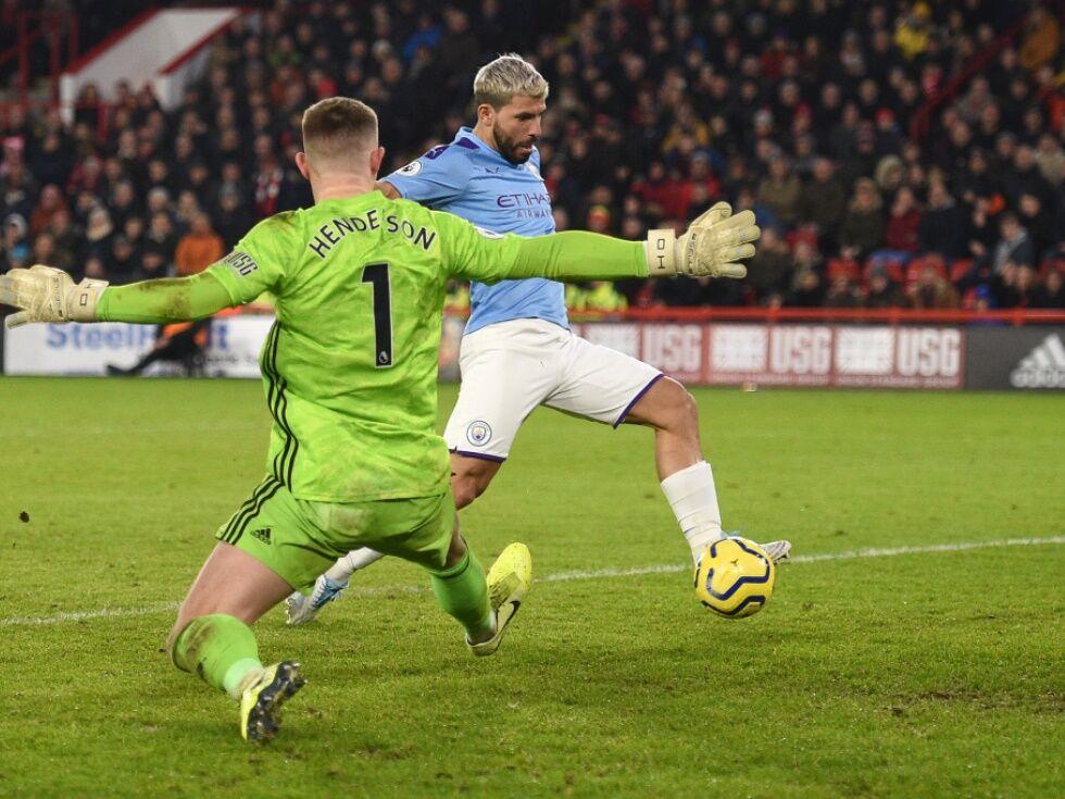 ManCity nach 1:0 bei Sheffield 13 Punkte hinter Liverpool