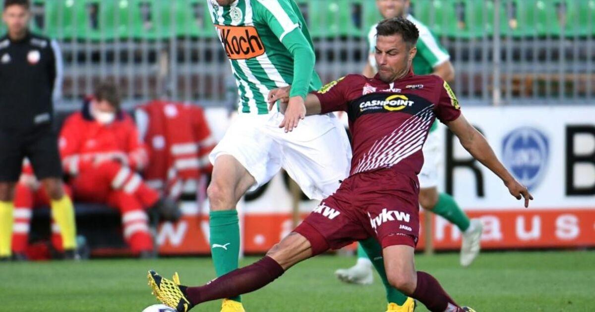 Altach gewinnt Test gegen Cupfinalist Austria Lustenau 3:1