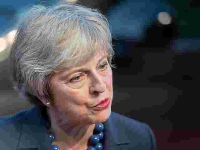 Theresa May droht wieder Ärger im britischen Kabinett