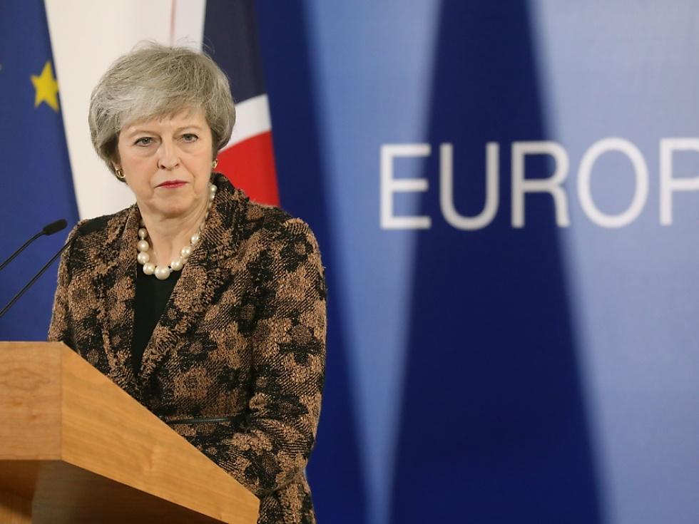 May streitet öffentlich mit Amtsvorgänger Blair über Brexit