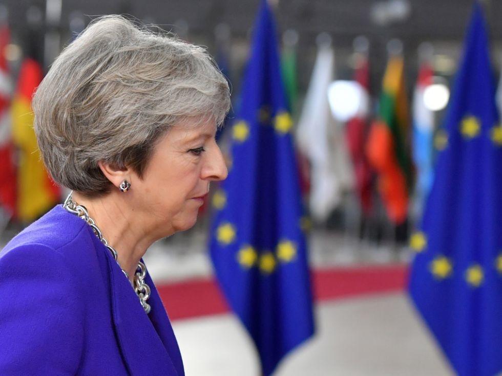 May will Nordirland-Forderung der EU nun doch akzeptieren