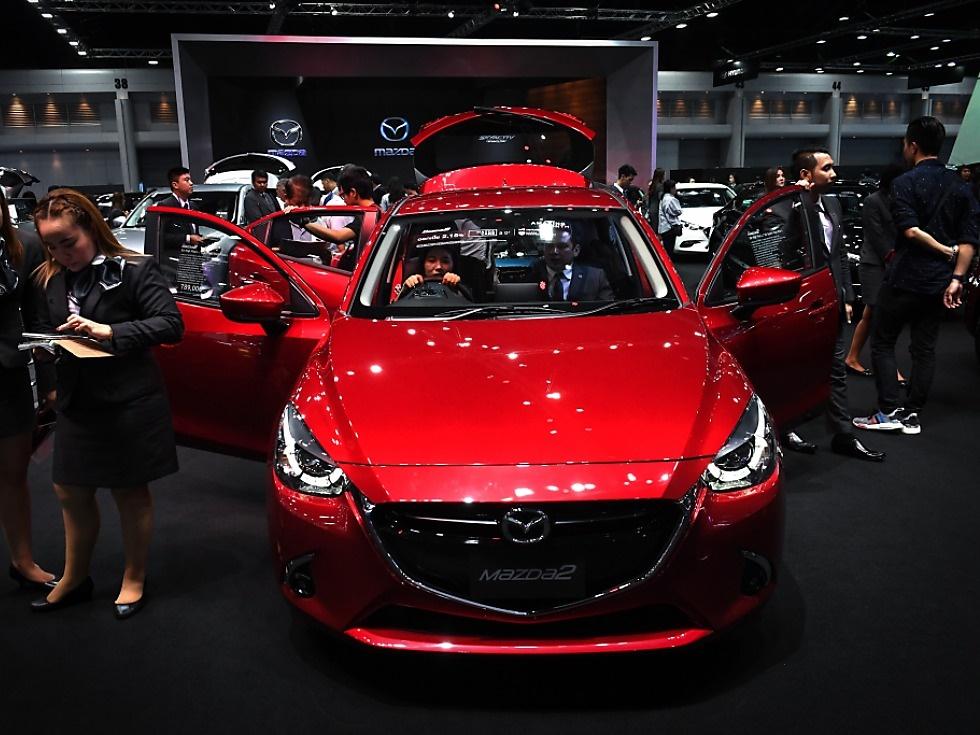 Mazda ruft in Österreich 1078 Fahrzeuge zurück
