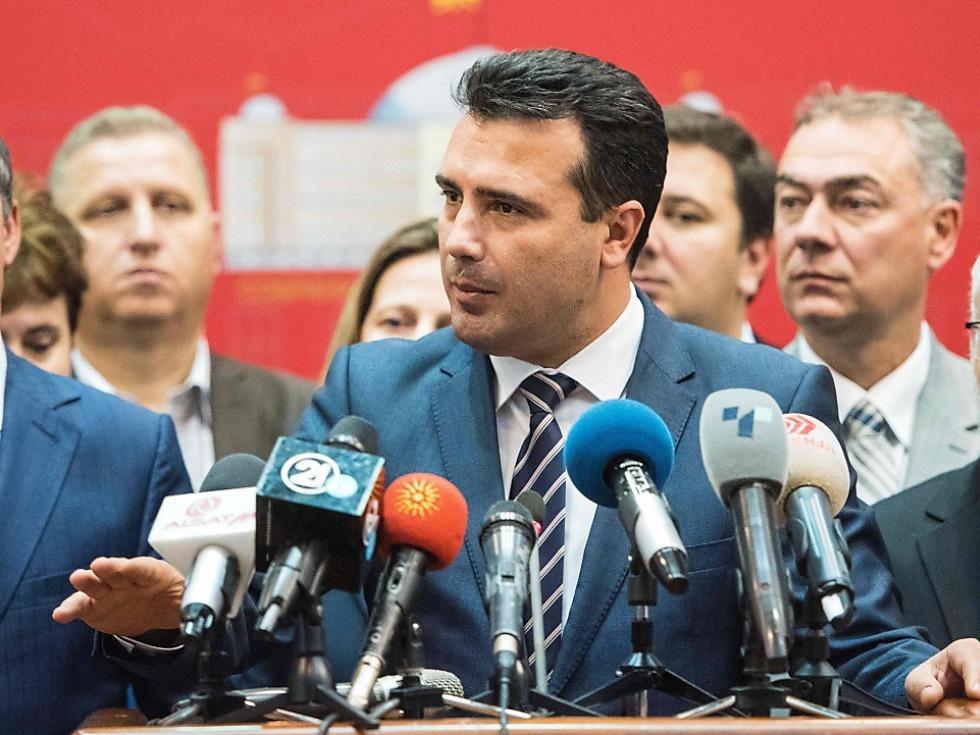 Mazedonisches Parlament leitet Änderung des Staatsnamens ein