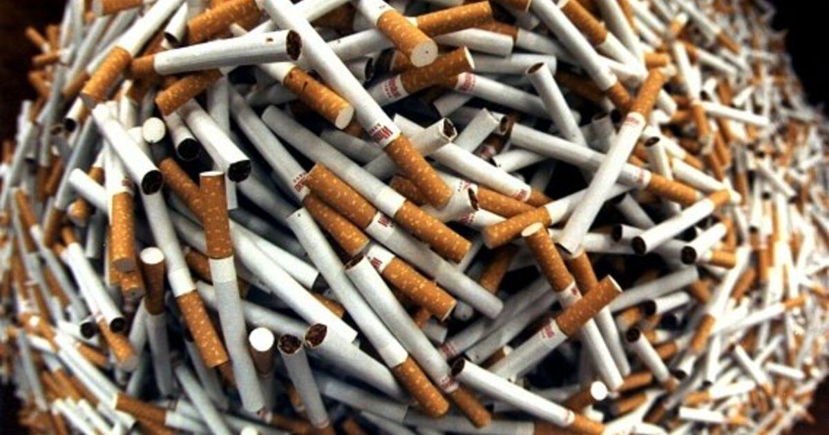 mehr als f nf millionen zigaretten geschmuggelt. Black Bedroom Furniture Sets. Home Design Ideas