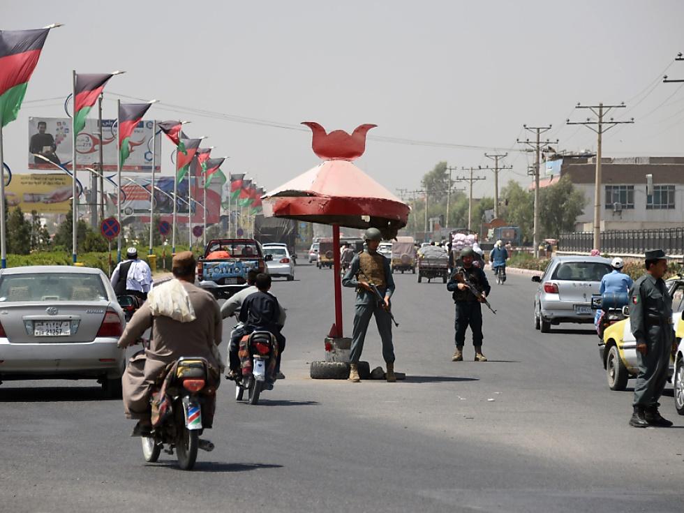 Mehrere Explosionen erschütterten Wahllokale in Kabul