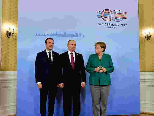 Merkel reist kommende Woche zu Syrien-Gipfel nach Istanbul (752642670)