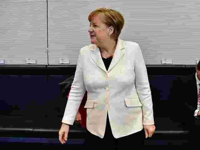 Merkel in Polen: Gespräche über Flüchtlinge und Energie