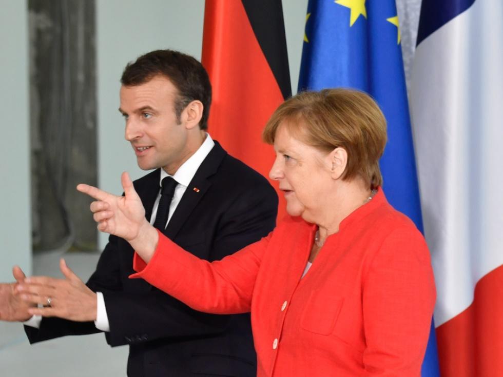 Merkel sucht weiter nach europäischer Lösung im Asylstreit
