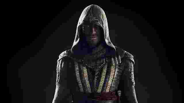 "Aktueller Film: Michael Fassbender in ""Assassin's Creed""."