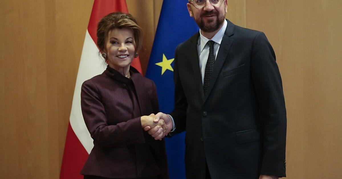 Bierlein bekräftigt vor EU-Gipfel Ablehnung von Atomenergie