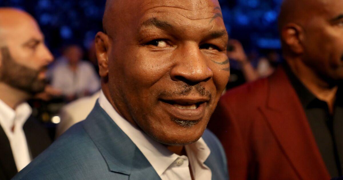 Mike Tyson Karriere