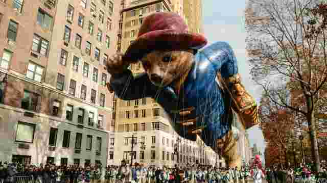Millionen Menschen bei Thanksgiving-Parade in New York