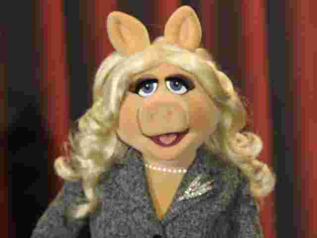 Miss Piggy bloggt nun (Archivbild).