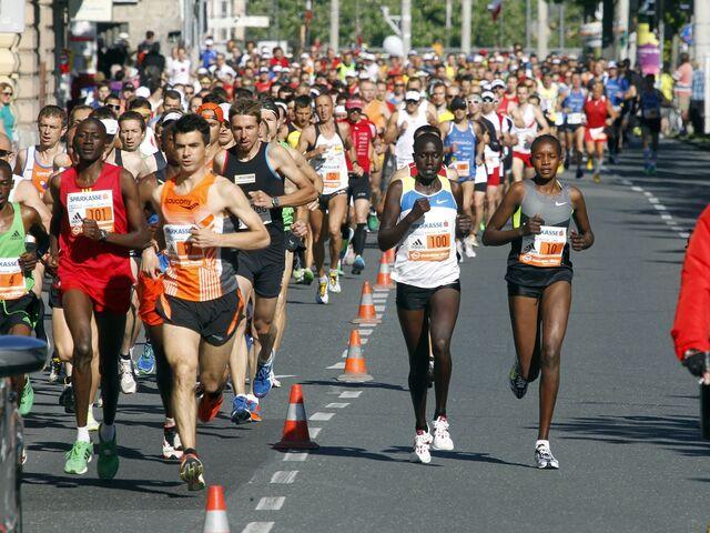 Bildergebnis für marathonläufer