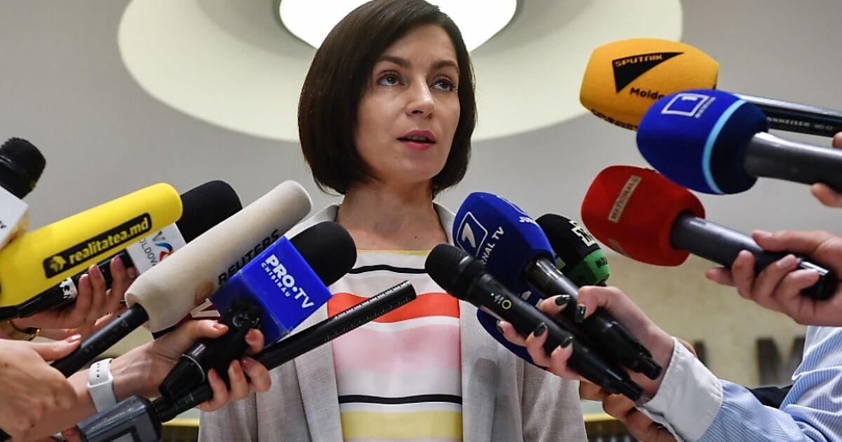 Moldauer Oligarch Plahotniuc setzte sich ins Ausland ab