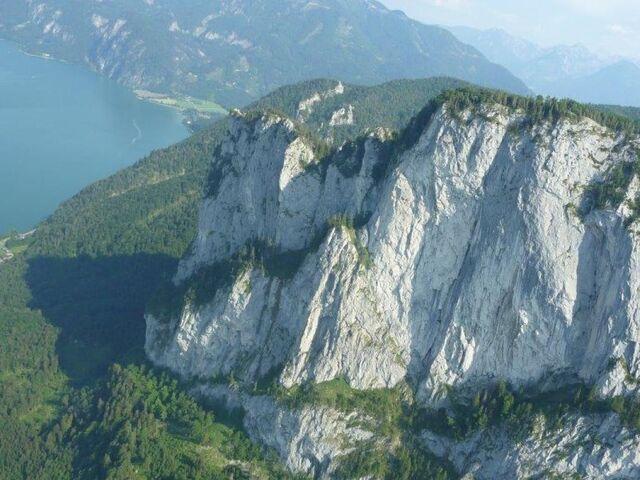 Klettersteig Drachenwand : Mondsee verängstigter elfjähriger von klettersteig geborgen sn at