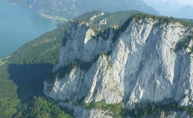 Klettersteig Oberösterreich : Bergrettung barg in oÖ touristen aus klettersteig sn.at