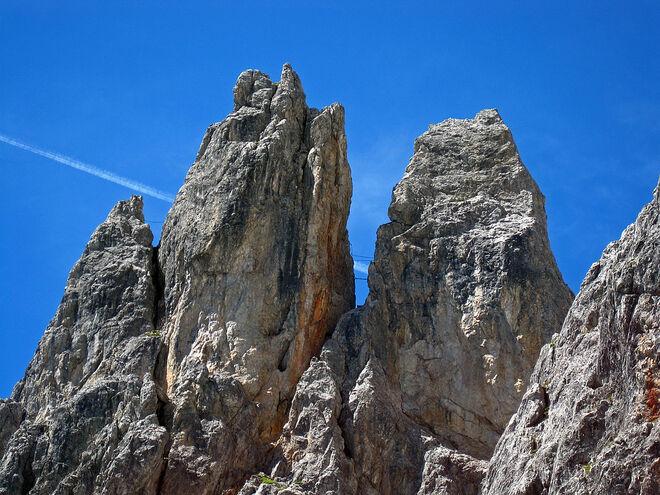 Klettersteig Königsjodler : Die schönsten klettersteige am hochkönig