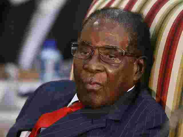 WHO macht Mugabe zum
