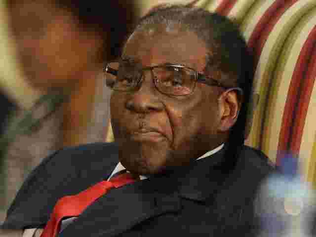 Robert Mugabe ist seit 37 Jahren in Simbabwe an der Macht.