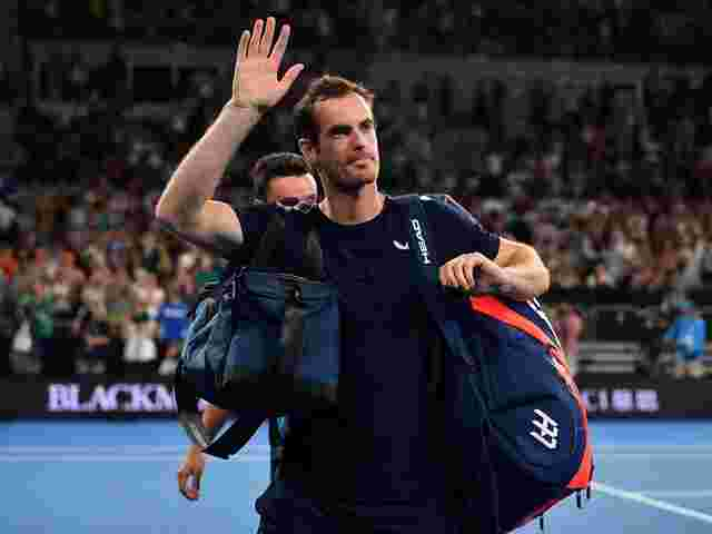 Tennis-Star Andy Murray
