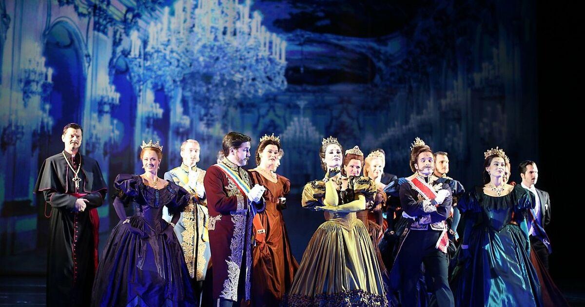 Elisabeth Musical München 2021