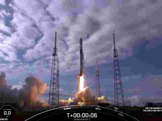 Musk Satelliten Heute