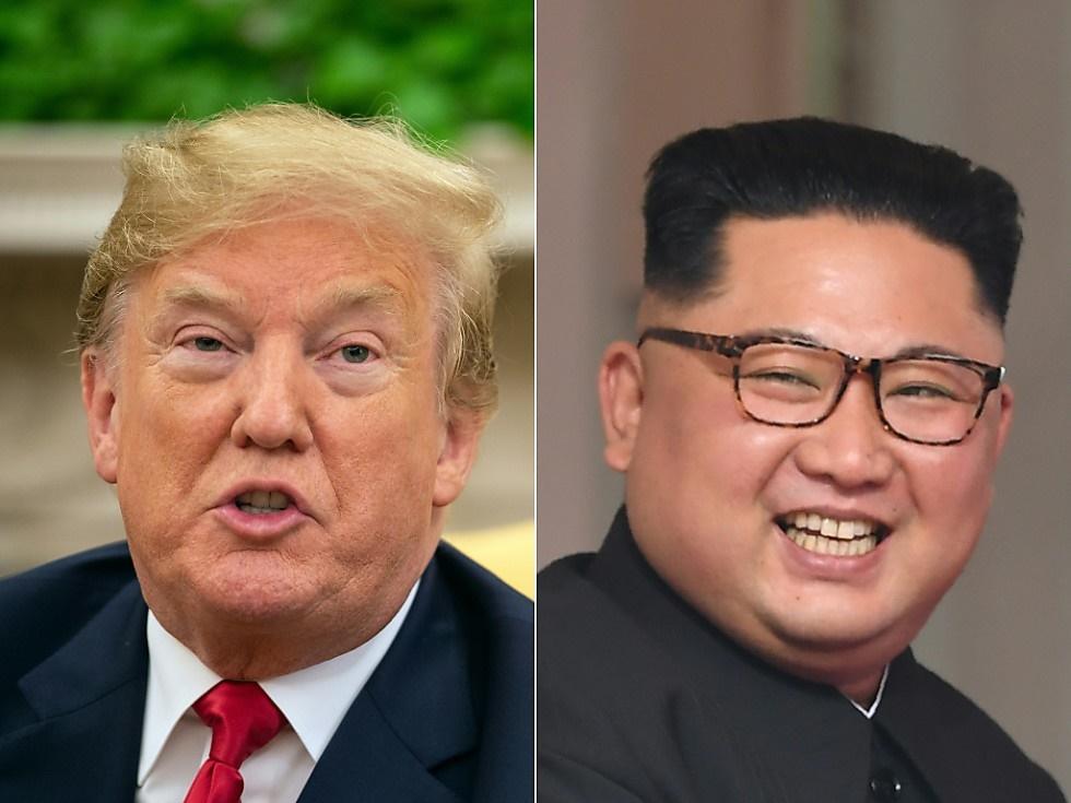 Nächster Trump-Kim-Gipfel wohl Anfang 2019