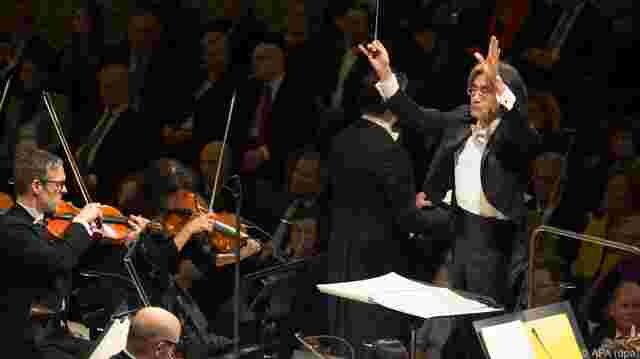 Kent Nagano in seinem Element.
