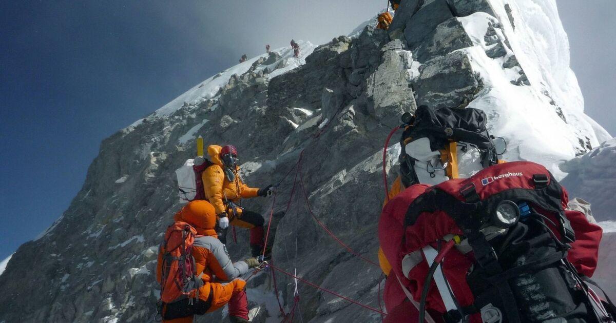 Wie Hoch Ist Der Mount Everest