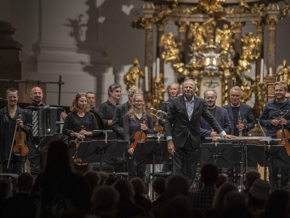 Neue Festspielreihe in der Kollegienkirche: Eine Musik, die Zeit und Raum aufhebt
