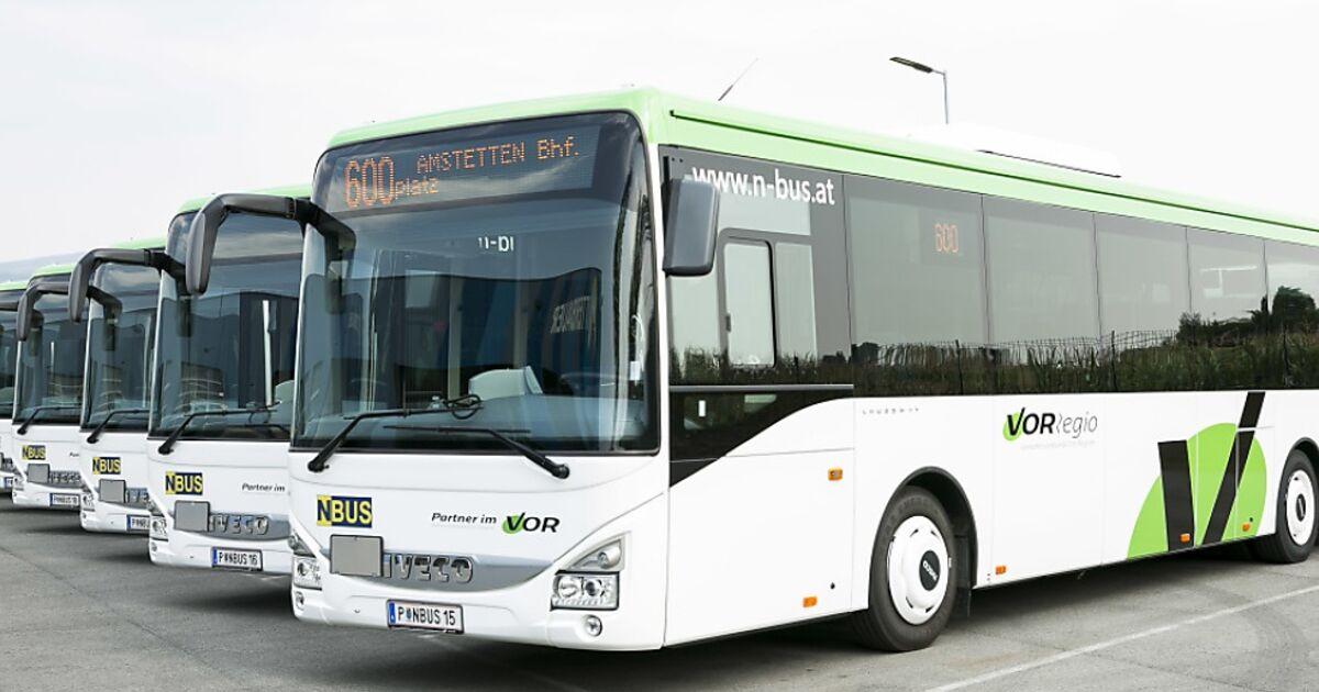 Neue VOR-Tarife bei Bus und Bahn per 1. Juli   SN.at