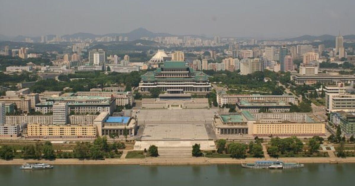 nordkorea hinter dem eisernen vorhang. Black Bedroom Furniture Sets. Home Design Ideas