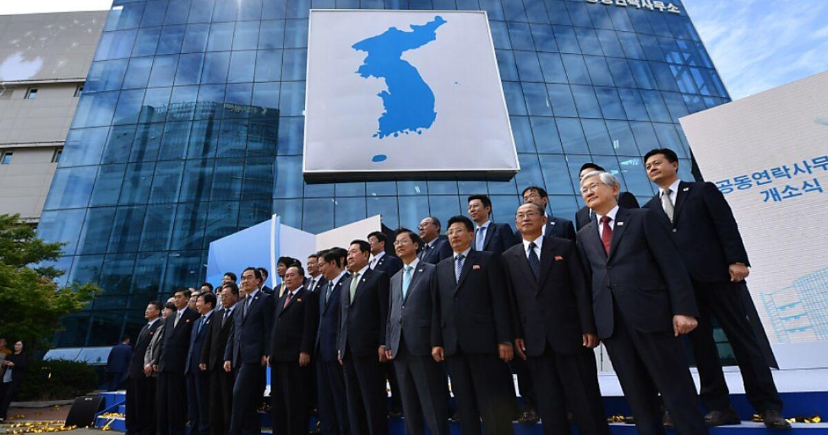 Nordkorea-zieht-sich-aus-Verbindungsb-ro-mit-S-dkorea-zur-ck