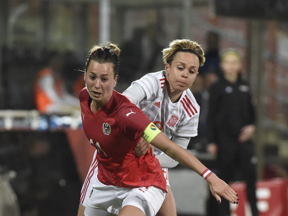 ÖFB-Frauen ohne verletzte Schnaderbeck in WM-Quali