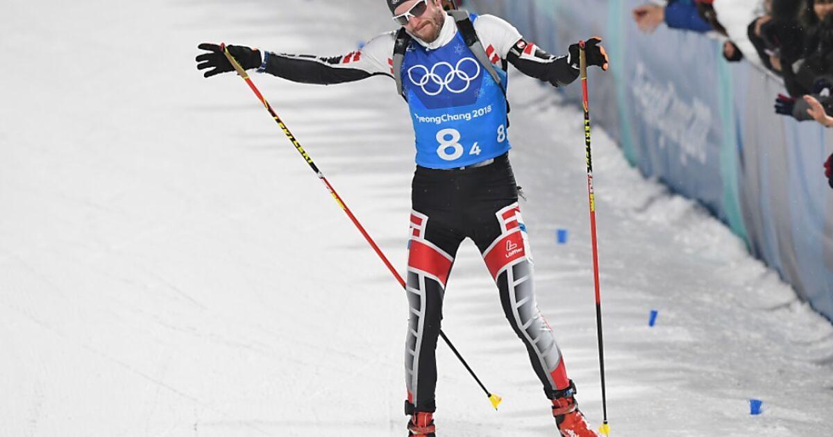 Olympia Biathlon Staffel Herren