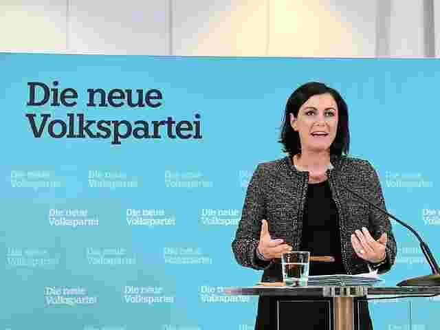Nationalrat: ÖVP nominierte Köstinger als Präsidentin