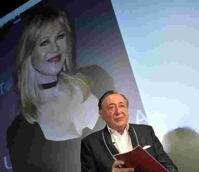 Opernball: Griffith begleitet Lugner