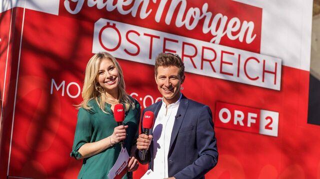 Orf Startet Frühstücksfernsehen Guten Morgen österreich
