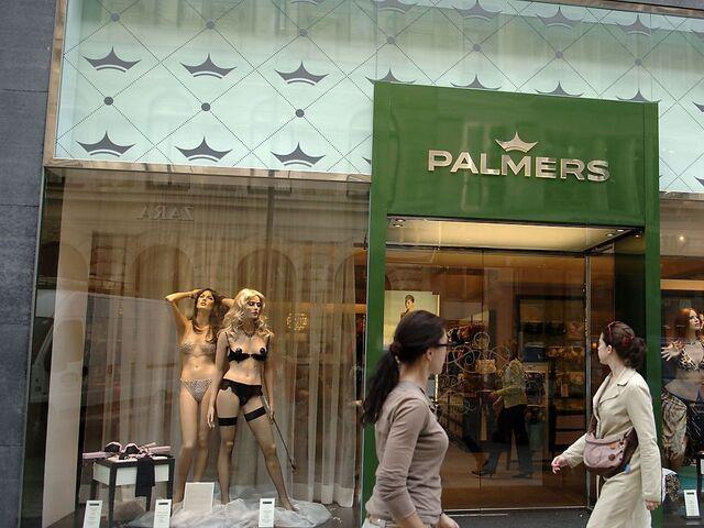 Palmers Investiert Stark In Die Filialen Snat