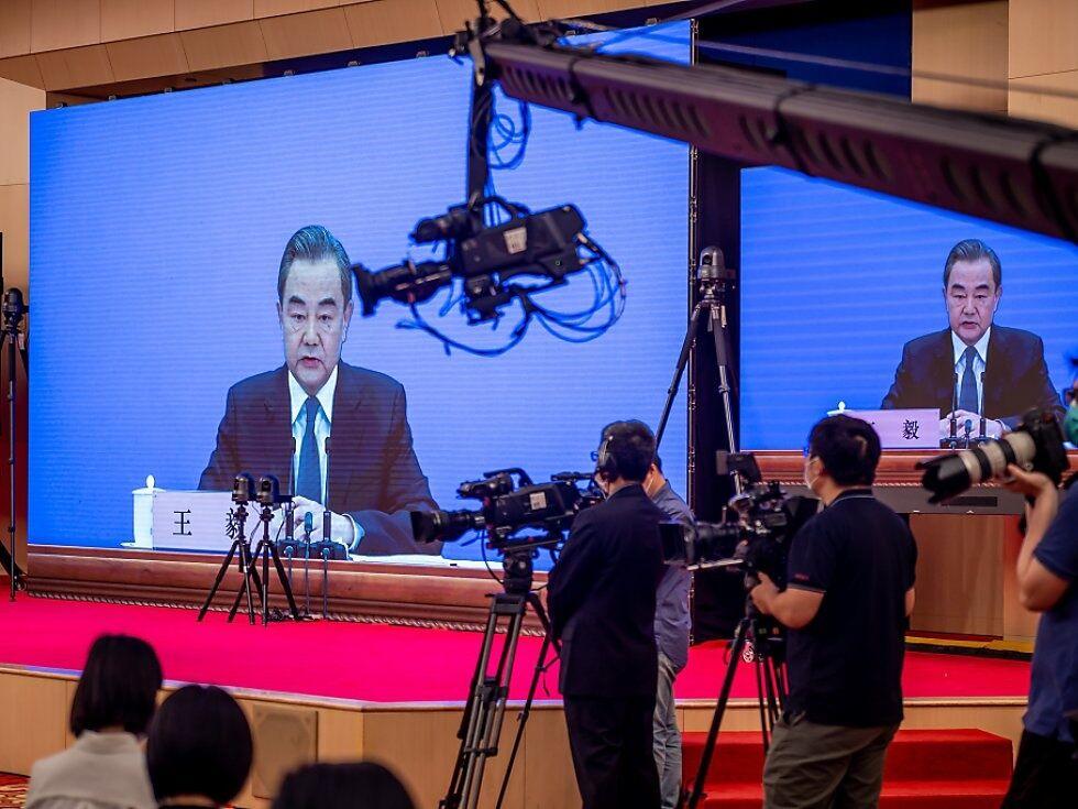 """Peking sieht US-Politik am Rand eines """"Kalten Krieges"""""""