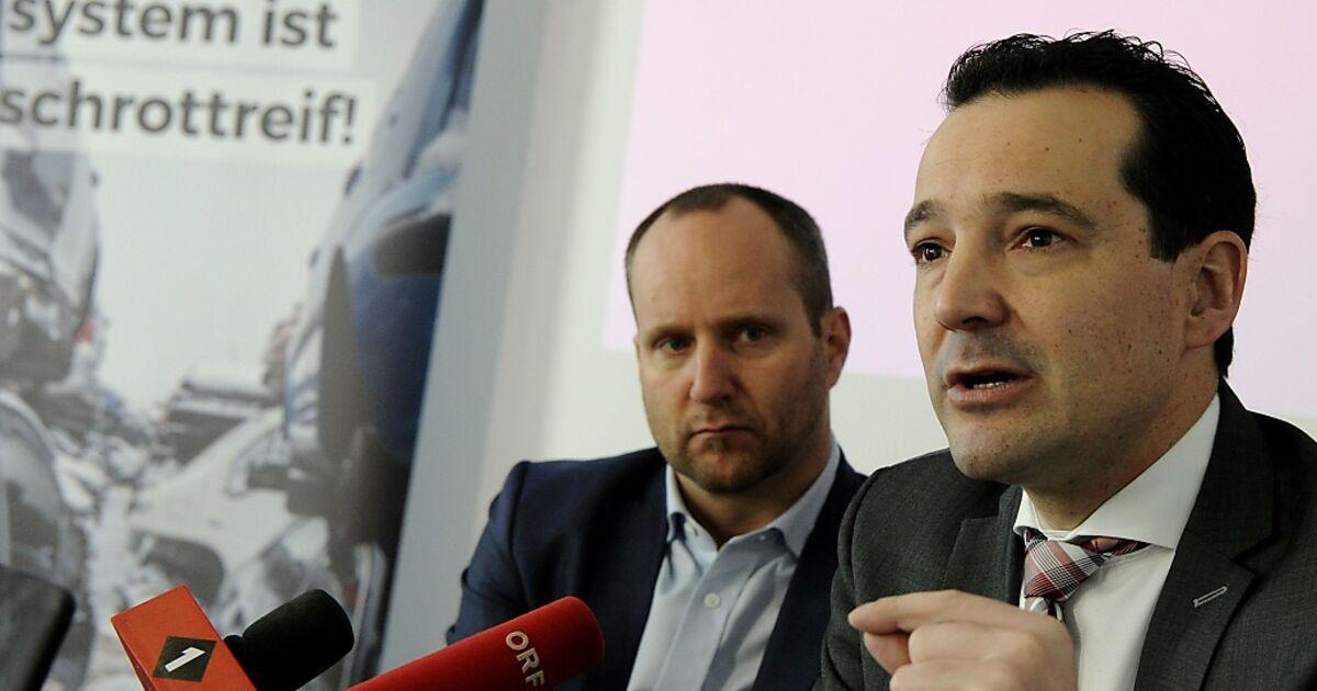 """Pensionen-Koalitionspläne für NEOS ein """"völliges Desaster ..."""