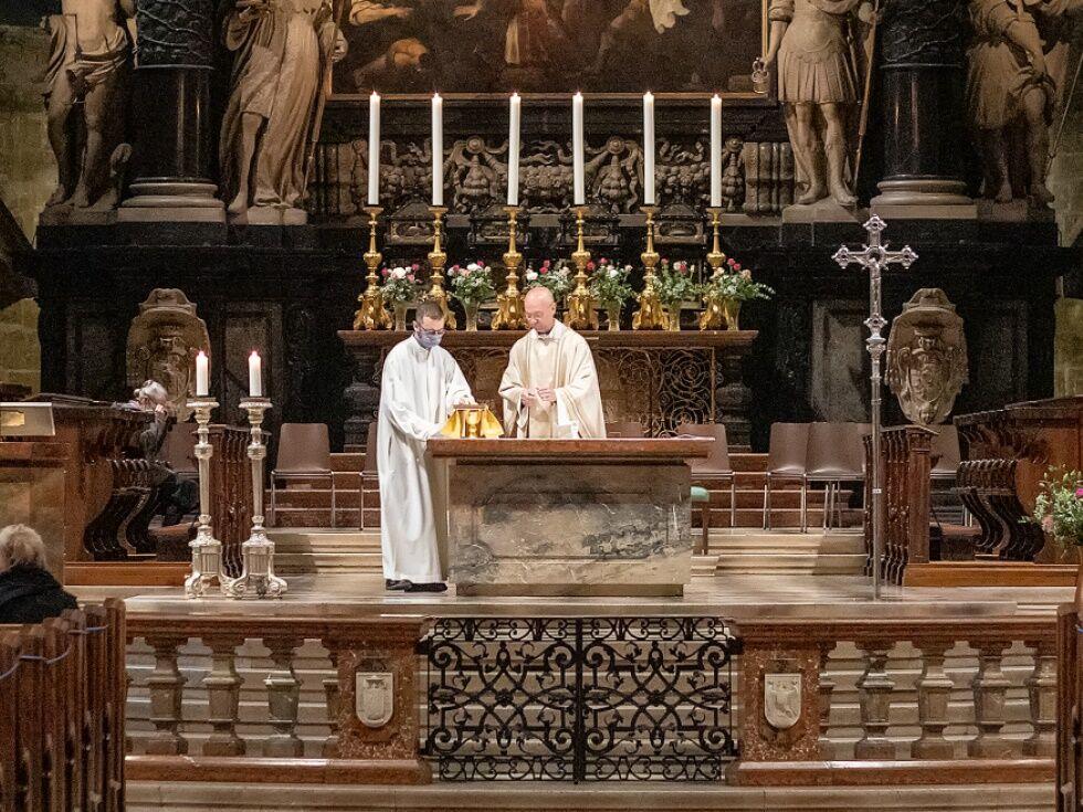 Pfingsten stellt Kirchen vor Corona-Herausforderungen