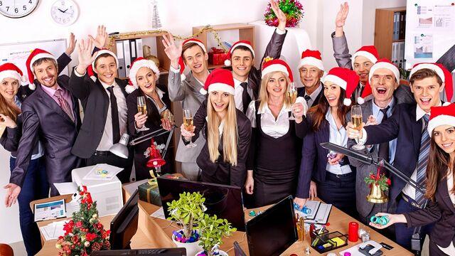 Pflichttermin Weihnachtsfeier | SN.at