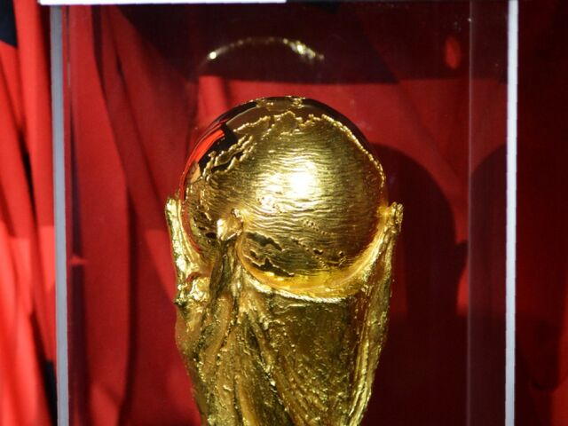 Pokal Der Fussball Wm In Russland Am Sonntag In Wien Sn At