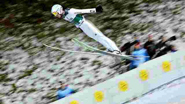 Pole Stoch Bester der Qualifikation in Klingenthal
