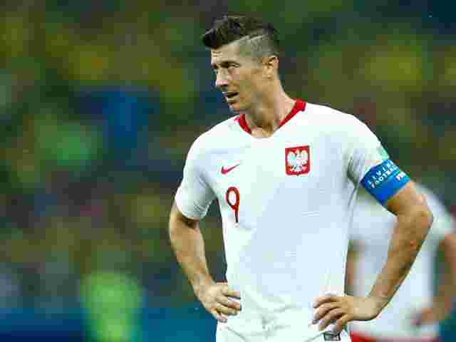 Polens Team-Superstar Robert Lewandowski